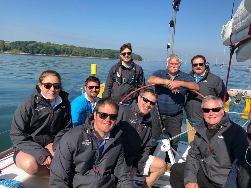 sailing regatta team